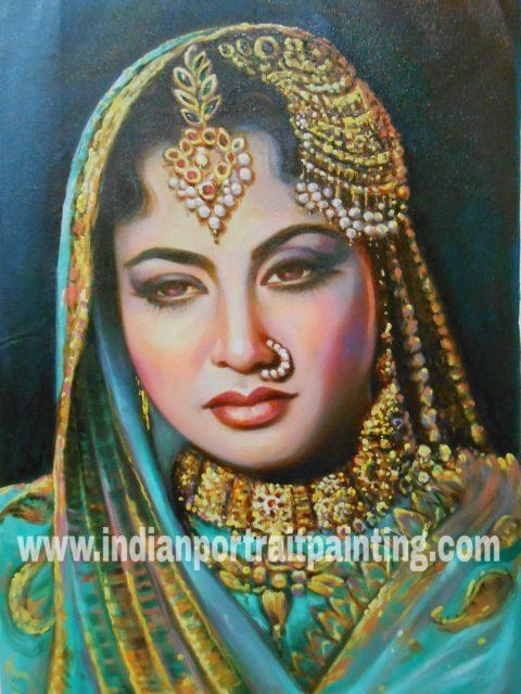 Best finest oil portrait artist and perfect portrait paintings