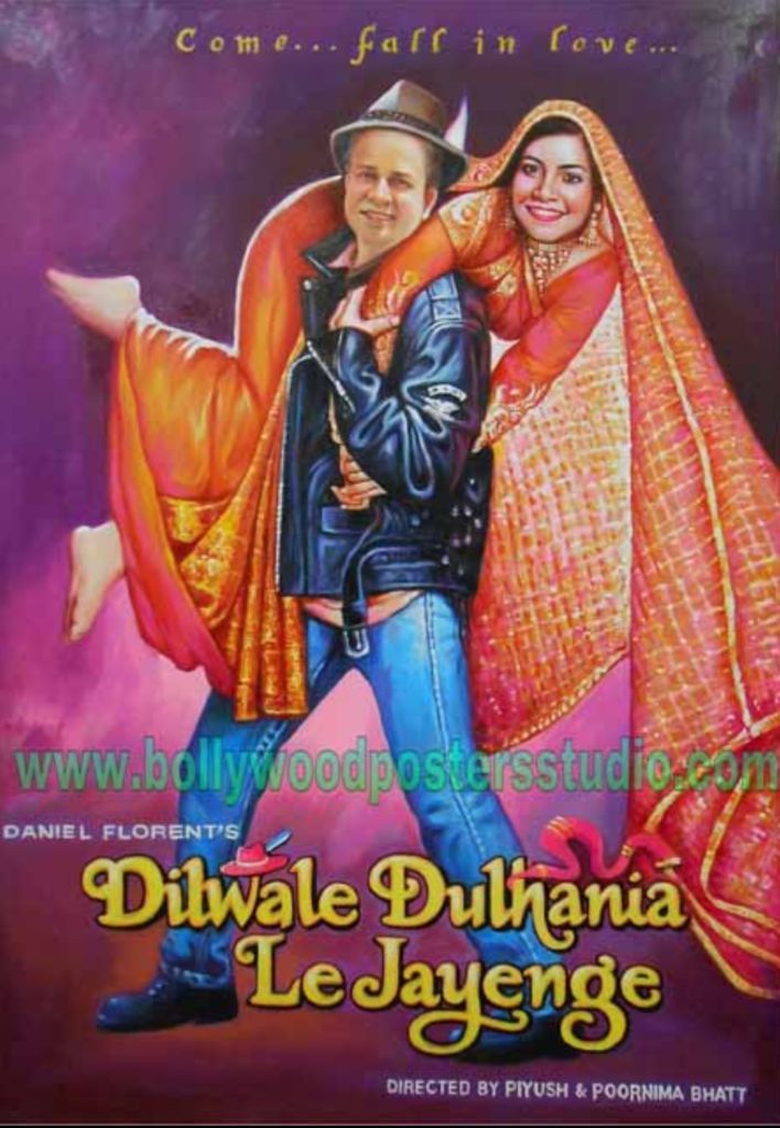 Bollywood painters online