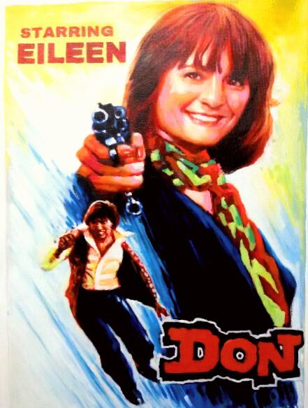 Super hits custom bollywood film poster maker
