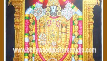 Canvas oil paint – Balaji painting