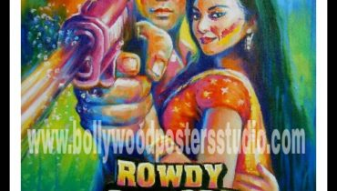 Make my own Bollywood style customized movie posters