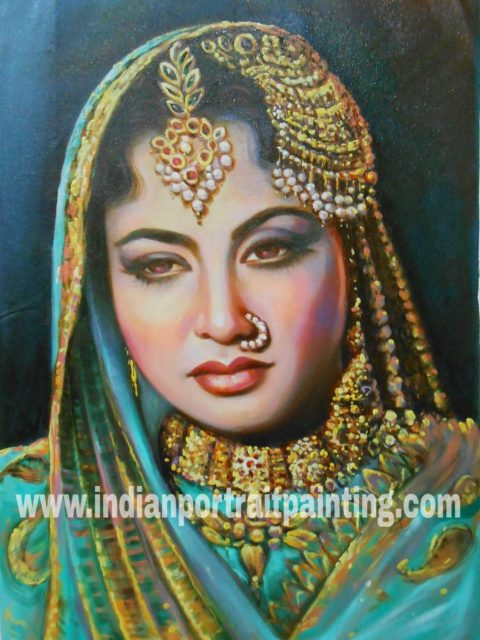 Best finest oil portrait artist and perfect portrait paintings