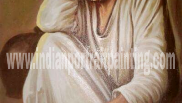 Finest indian hand painted portrait art and artist required