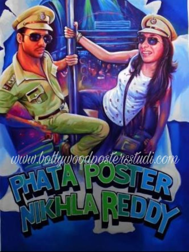 Transform photo to customized Bollywood poster