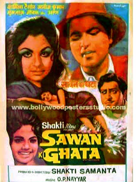 Sawan hand painted posters