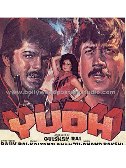Yudh hand painted posters