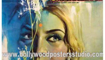 Rajni gandha hand painted posters