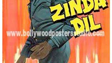 Zinda dil hand painted posters