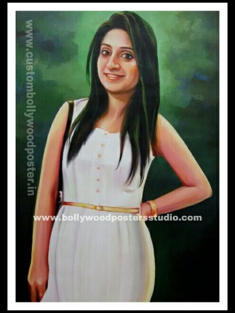 PORTRAIT paintings for canvas