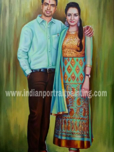 PORTRAIT – Best wedding anniversary gifts for spouse indian