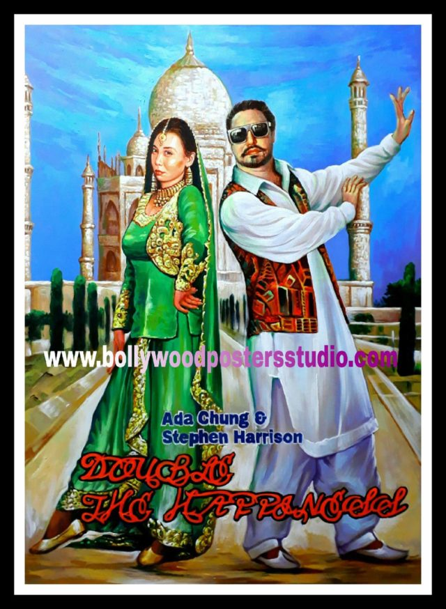 Custom made bollywood posters filmfans