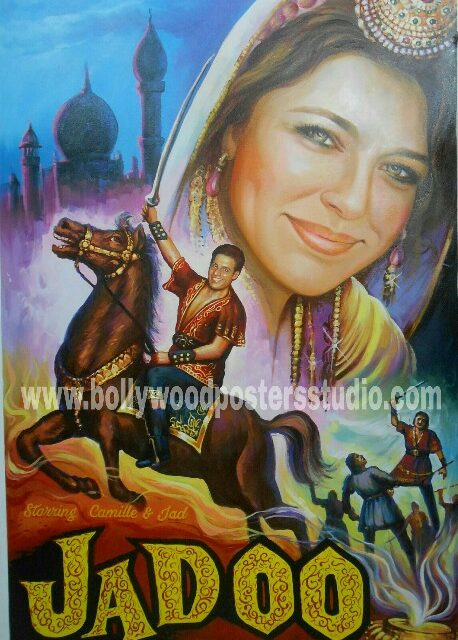 Custom bollywood poster online store