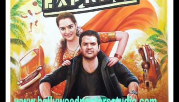online store of hand painted customize bollywood posters