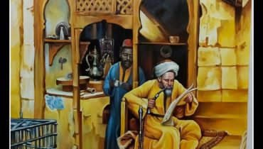Oil paintings – egyptian fine art paintings