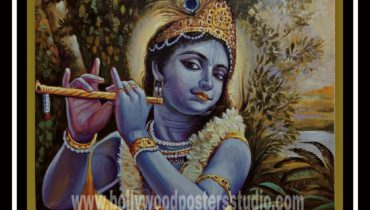 Original oil on canvas paintings – krishna
