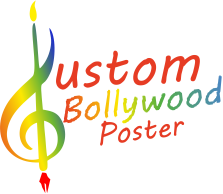 Custom Bollywood Posters Studio
